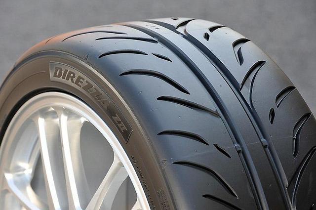 Dunlop Direzza ZII
